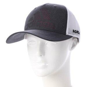 アディダス adidas メンズ ゴルフ キャップ PF ドットロゴメッシュキャップ CL0485 (ブラック)