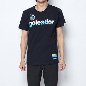 ゴレアドール goleador サッカー/フットサル 半袖シャツ バイカラープリントTシャツ G-2252