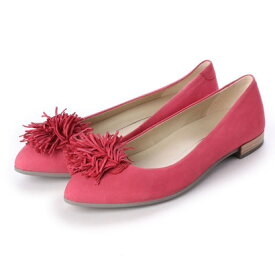 【アウトレット】エコー ECCO SHAPE POINTY BALLERINA (RASPBERRY)