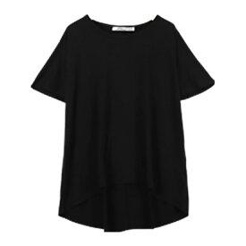 コウベレタス KOBE LETTUCE 落ち感がキレイなゆるシルエTシャツ 【ドルマン】(ブラック)