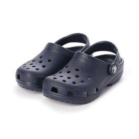 クロックス crocs 204536 クラシック キッズ (ネイビー)