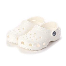 クロックス crocs 204536 クラシック キッズ (ホワイト)