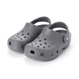 クロックス crocs 204536 クラシック キッズ (スレートグレー)