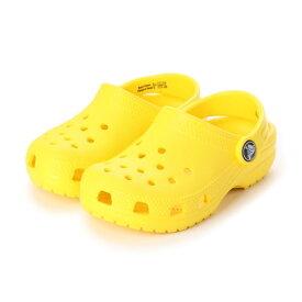 クロックス crocs 204536 クラシック キッズ (レモン)