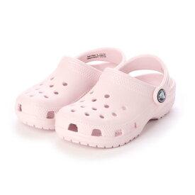 クロックス crocs 204536 クラシック キッズ (ピンク)
