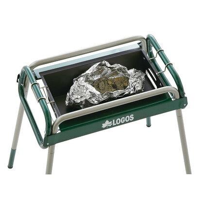 ロゴス LOGOS バーベキュー小物 BBQお掃除楽ちんシート(極厚) 81314010