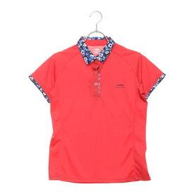 【アウトレット】ティゴラ TIGORA レディース テニス 半袖ポロシャツ TR-2TW2029PS
