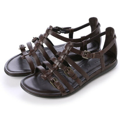 【アウトレット】エコー ECCO ECCO TOUCH SANDAL (COFFEE)