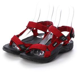 グリップグラップ GRIP GLAPP グリップグラップ GRIP GLAPP スポーツサンダル R43516 (RED)