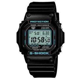 【G-SHOCK】ブラック×ブルー シリーズ / 電波ソーラー / GW-M5610BA-1JF (ブラック×ブルー)