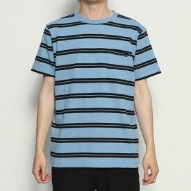 a50bcba05f11e クイックシルバー QUIKSILVER 半袖Tシャツ PELHAM STRIPE ST QST192051