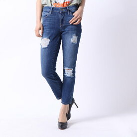 【アウトレット】ゲス GUESS SEXY CURVE CROPPED DENIM PANT (CELIA WASH)
