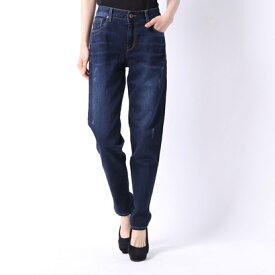 【アウトレット】ゲス GUESS LADIES DENIM PANTS (DARK BLUE)