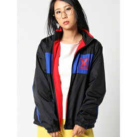 【アウトレット】X-girl REVERSIBLEJACKET BLACK