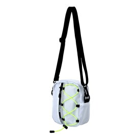 【アウトレット】X-girl ZIPLOGOSHOULDERBAG WHITE