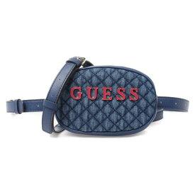 【アウトレット】ゲス GUESS GUESS PASSION CROSSBODY BELT BAG (DENIM)