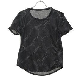アディダス adidas レディース 陸上/ランニング 半袖Tシャツ オウン ザ ラン AOP TシャツW ED5861