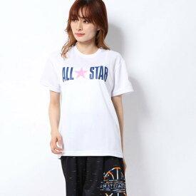 コンバース CONVERSE レディース バスケットボール 半袖Tシャツ ウィメンズプリントTシャツ CB392303