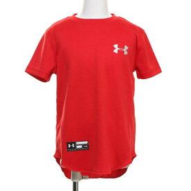 アンダーアーマー UNDER ARMOUR ジュニア 野球 半袖Tシャツ UA Solid Baseball Shirt 1346903