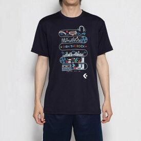 コンバース CONVERSE バスケットボール 半袖Tシャツ プリントTシャツ CB292313