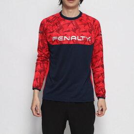 ペナルティ PENALTY サッカー/フットサル 長袖シャツ プラシャツ長袖 PU989AP