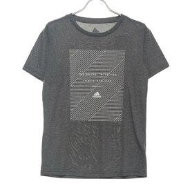 アディダス adidas レディース 半袖機能Tシャツ WM4TメッセージプリントTシャツ ED3829