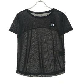 アンダーアーマー UNDER ARMOUR レディース 半袖機能Tシャツ UA Whisperlight Oversized SS 1348469