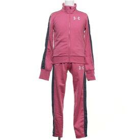 【アウトレット】アンダーアーマー UNDER ARMOUR ジュニア ジャージ上下セット UA Knit Track Suit 1347741