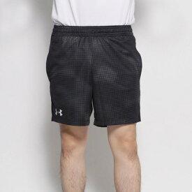 アンダーアーマー UNDER ARMOUR メンズ フィットネス ショートパンツ UA MK1 Short Printed 1345249