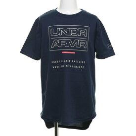 アンダーアーマー UNDER ARMOUR ジュニア バスケットボール 半袖Tシャツ UA BASELINE Y TECH SS 1346808