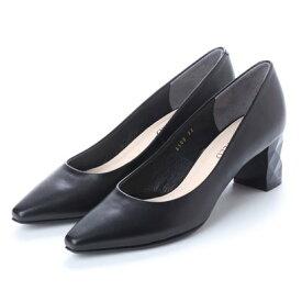 【アウトレット】アンタイトル シューズ UNTITLED shoes パンプス (ブラック)