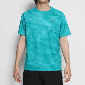 アンダーアーマー UNDER ARMOUR メンズ 半袖機能Tシャツ UA Tech 2.0 SS Printed 1328189