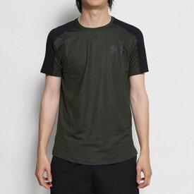 アンダーアーマー UNDER ARMOUR メンズ 半袖機能Tシャツ UA MK1 SS Emboss 1345248
