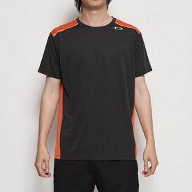 オークリー OAKLEY メンズ テニス 半袖Tシャツ PC DRY Radical Crew 458152JP