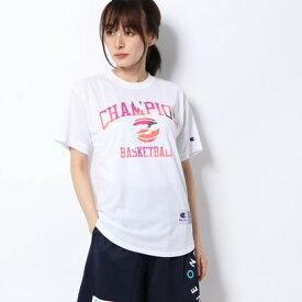 チャンピオン Champion レディース バスケットボール 半袖Tシャツ WOMEN'S DRYSAVER T-SHIRTS CW-QB356
