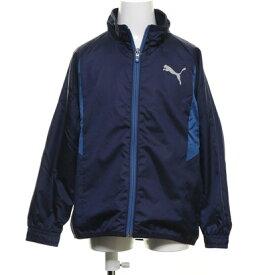 【アウトレット】プーマ PUMA ジュニア ウインドジャケット アクティブ スポーツ ラインド ウーブン ジャケット 581716