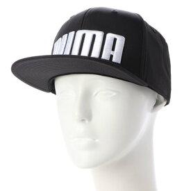 プーマ PUMA ジュニア キャップ プーマ フラットブリム キャップ Jr 021683