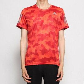 アディダス adidas メンズ 陸上/ランニング 半袖Tシャツ オウン ザ ラン カモTシャツM EK2863