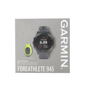 ガーミン GARMIN 陸上/ランニング 時計 ForeAthlete 945 Blackセット 0100206352 7170