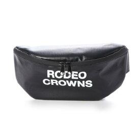 ロデオクラウンズ RODEO CROWNS TARPAULIN BELT POUCH C06-1-00024 (ブラック)