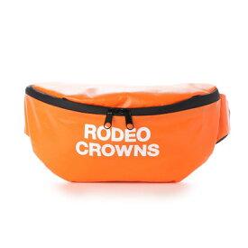 ロデオクラウンズ RODEO CROWNS TARPAULIN BELT POUCH C06-1-00024 (オレンジ)
