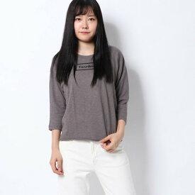 【アウトレット】ルノンキュール アウトレット Lugnoncure outlet タキシードサムロングTシャツ (グレー)