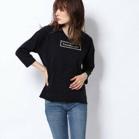 【アウトレット】ルノンキュール アウトレット Lugnoncure outlet タキシードサムロングTシャツ (ネイビー)