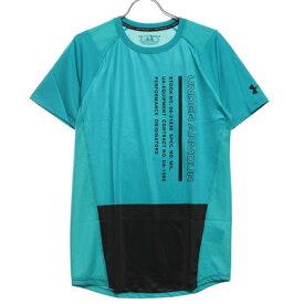 アンダーアーマー UNDER ARMOUR メンズ フィットネス 半袖Tシャツ UA MK1 SS Colorblock 1345244