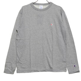 チャンピオン Champion メンズ 長袖Tシャツ LONG SLEEVE T-SHIRT C3-P401
