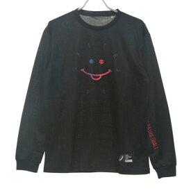 アシックス asics レディース バスケットボール 長袖Tシャツ W'SグラフイツクLSシャツ 2062A021