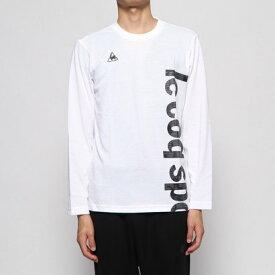 ルコックスポルティフ le coq sportif メンズ 長袖Tシャツ ナガソデシャツ QMMOJB11AP