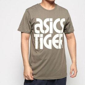 アシックスタイガー asicsTiGER メンズ 半袖Tシャツ AT BL SS TEE 2191A135