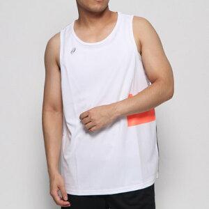 アシックス asics バスケットボール ノースリーブシャツ タンクトップ 2063A075