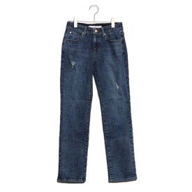 ゲス GUESS SLIM STRAIGHT DENIM PANT (MEDIUM BLUE)